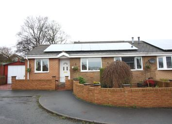 Thumbnail 3 bed semi-detached bungalow for sale in Foxcroft Drive, Rastrick, Brighouse, West Yorkshire