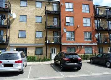 Thumbnail 1 bed flat to rent in Hirst Crescent, North Wembley