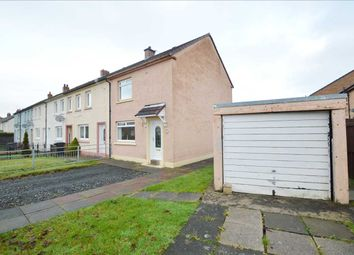 Thumbnail 2 bedroom end terrace house for sale in Poplar Place, Blantyre, Glasgow