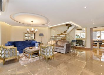 Thumbnail 4 bedroom terraced house for sale in Porchester Place, London