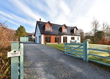 Thumbnail 4 bedroom detached house for sale in Upper Inverroy, Roy Bridge