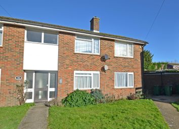 Thumbnail 1 bed flat for sale in Spinney North, Pulborough, West Sussex