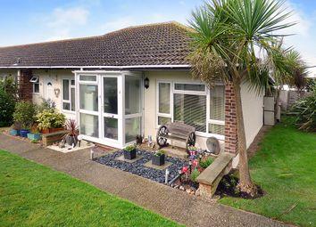 Thumbnail 2 bed detached bungalow for sale in Manor Way, Elmer, Bognor Regis