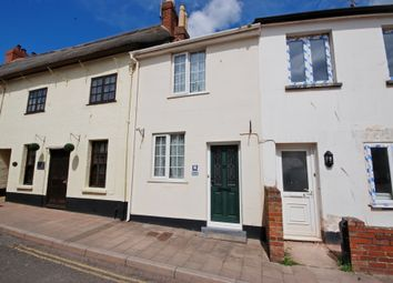 Thumbnail 1 bed terraced house for sale in Mill Street, Sidmouth
