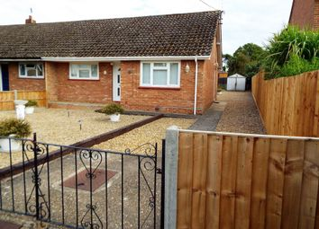 Thumbnail 2 bed semi-detached bungalow for sale in Three Tuns, Gooderstone, King's Lynn