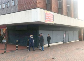 Thumbnail Retail premises to let in 2 Market Hall Street, Cannock, Staffordshire