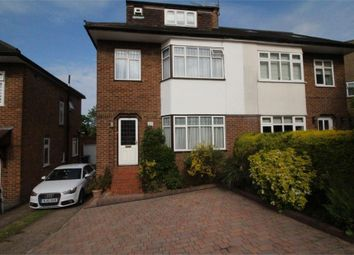 Thumbnail 5 bed semi-detached house for sale in Highland Drive, Bushey, Hertfordshire