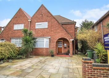 Thumbnail 4 bed semi-detached house for sale in Beanshaw, Mottingham