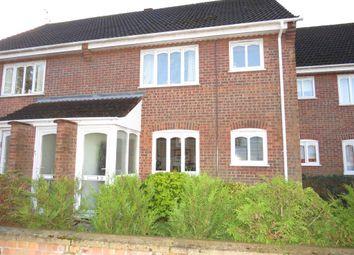 Thumbnail 2 bedroom flat for sale in School Lane, Sprowston, Norwich