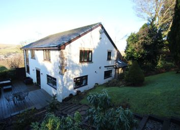 Thumbnail 4 bed detached house for sale in Rothsay, High Peak Road, Whitworth