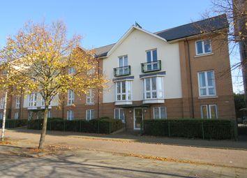 2 bed flat to rent in Vellacott Close, Lloyd George Avenue, Cardiff CF10