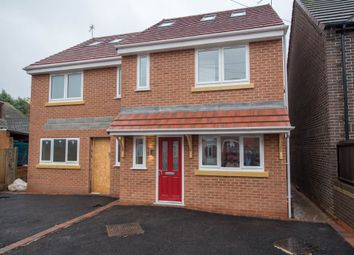 Thumbnail 3 bed semi-detached house for sale in Norman Road, Nottingham