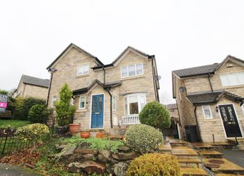 Thumbnail 3 bed semi-detached house for sale in Bromley Bank, Denby Dale, Huddersfield