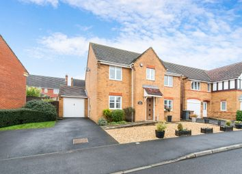 Thumbnail 4 bed detached house for sale in St. Birstan Gardens, Andover