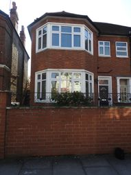Thumbnail 4 bed semi-detached house to rent in Fordwych Road, London