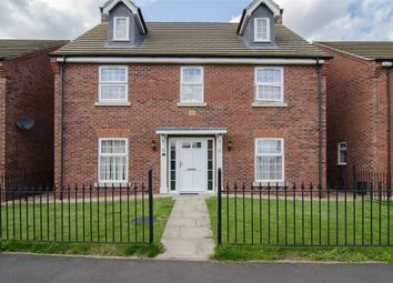 Thumbnail 5 bed detached house for sale in Sunflower Way, Boston, Lincolnshire