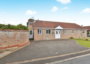 Thumbnail 3 bed semi-detached bungalow for sale in Zara Way, Toftwood, Dereham