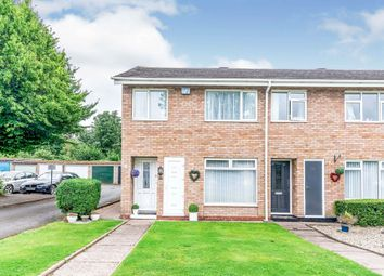 Thumbnail 3 bed end terrace house for sale in Addenbrooke Drive, Sutton Coldfield