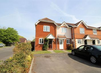 Thumbnail 2 bedroom terraced house to rent in Old School Place, Woking