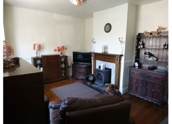Thumbnail 2 bed terraced house for sale in Chapel Street, Bignall End, Stoke-On-Trent