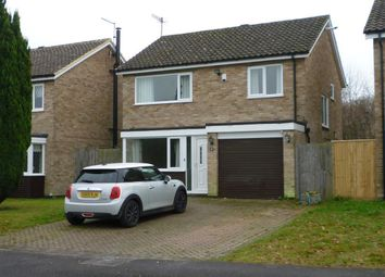 Thumbnail 3 bed detached house to rent in Bramble Close, Copthorne, Crawley