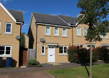 Thumbnail 2 bed end terrace house to rent in Mayfield Way, Great Cambourne, Cambridge