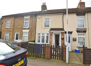 Thumbnail 2 bedroom terraced house to rent in Shortlands Road, Sittingbourne