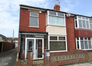 Thumbnail 3 bedroom end terrace house for sale in Petworth Road, Baffins, Portsmouth