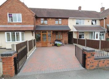 Thumbnail 2 bed terraced house for sale in Griffiths Drive, Ashmore Park, Wednesfield.