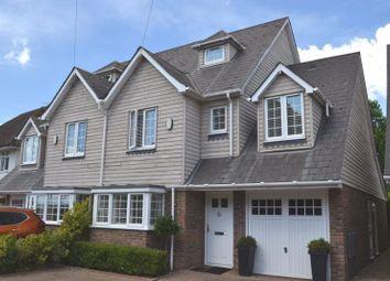 4 bed semi-detached house for sale in Hadlow Road, Tonbridge TN10