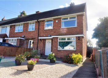 Thumbnail 2 bed end terrace house for sale in Milstead Road, Birmingham