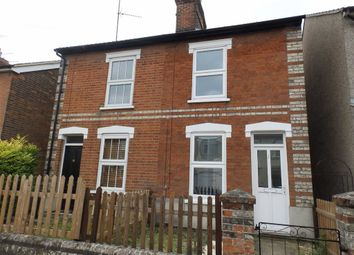 Thumbnail 2 bedroom semi-detached house to rent in Pearce Road, Ipswich, Suffolk