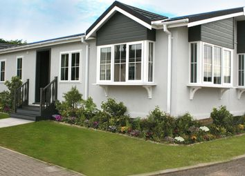Thumbnail Mobile/park home for sale in Teme Valley Park Home Lodges, Burford