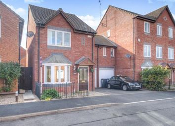 Thumbnail 3 bed semi-detached house for sale in Badgers Retreat, Leamington Spa, Warwickshire, England