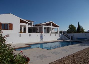 Thumbnail 4 bed detached house for sale in Las Piedras, Huércal-Overa, Almería, Andalusia, Spain