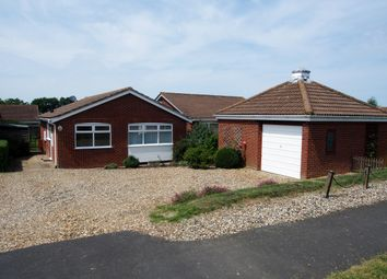 Thumbnail 3 bed detached bungalow to rent in Melton Road, Wymondham