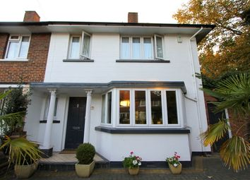 Thumbnail 4 bed end terrace house for sale in Maple Close, Mitcham