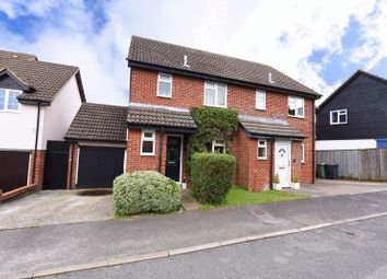 Thumbnail 3 bed semi-detached house for sale in Exeter Close, Basingstoke