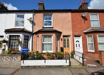 Thumbnail 3 bedroom terraced house for sale in Worthing Road, Lowestoft