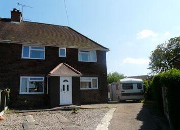 Thumbnail 4 bed semi-detached house for sale in Hilltop, Oakwood, Derby, Derbyshire