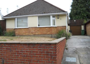 Thumbnail Bungalow for sale in Scott Road, Poole
