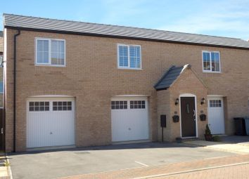 Thumbnail 1 bed detached house for sale in Wheatsheaf Way, Stamford