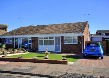 Mountbatten Drive, Eastbourne BN23. 2 bed semi-detached bungalow for sale