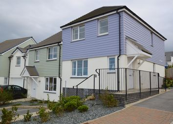 Thumbnail 3 bed terraced house to rent in Tregea Close, Portreath