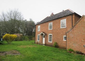 Thumbnail 3 bed property to rent in Grove Road, West Barsham, Fakenham