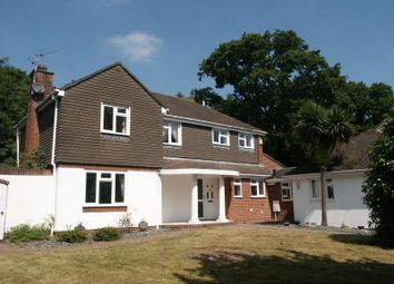 Thumbnail 4 bed property for sale in Badgers Copse, New Milton