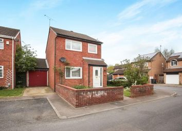 Thumbnail 3 bedroom detached house for sale in Fensome Drive, Houghton Regis, Dunstable, Bedfordshire