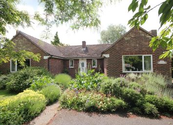 Thumbnail 3 bed detached bungalow for sale in Main Street, Witchford, Ely
