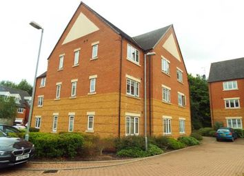 Thumbnail 2 bed flat for sale in Hedgerow Close, Redditch, Worcestershire