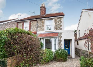 Thumbnail 3 bed semi-detached house to rent in The Broadway, Summersdale, Chichester